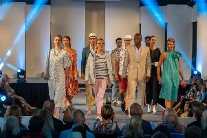The Great Yorkshire Show Fashion Show, Clothes by John Lewis & Partners