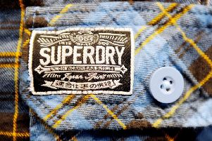 Superdry. Pic: Nick Ansell/PA Wire