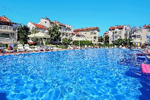 A favourite destination for British tourists is Balkan Holidays main resort  the aptly-named Sunny Beach