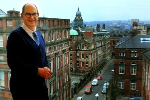 Edward Ziff, chairman and chief executive of Town Centre Securities.