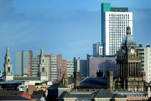 Find out where abouts in Leeds city centre is set for housing development.