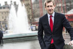 Sheffield City Region mayor Dan Jarvis