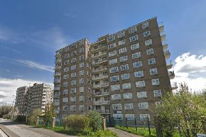 The two Highways blocks of flats could be demolished as early as December 2022. (Credit: Google street view).