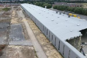 A former tank museum in East Leeds is among the sites allocated for redevelopment. (PIC: Gent Visick)