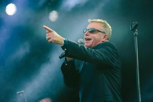 Madness at Scarborough Open Aie Theatre in 2017. Photo: Cuffe and Taylor