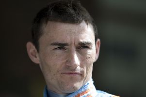Dammy Tudhope has moved nine clear in the race to be Stobart champion jockey.