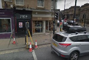 The Moko Lounge on King's Road has been fined nearly 22,000 after the shocking incident, which North Yorkshire Fire and Rescue Service were made aware of on March 2.