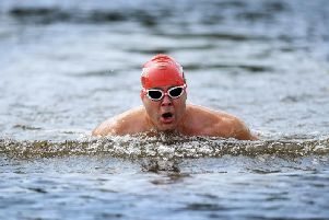 Menston's Andrew Ainge is to attemp to swim the English Channel, raising money for The Brain Tumour Charity after his ex-wife and mother were diagnosed.