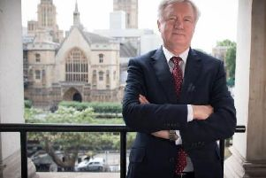 Haltemprice and Howden MP David Davis has warned of the consequences of HMRC's loan charge