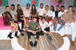 Contestants from Love Island 2018  (Photo by Stuart C. Wilson/Getty Images)