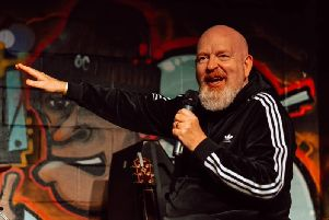 Alan McGee will be talking about his amazing career during a series of tour dates in Yorkshire.