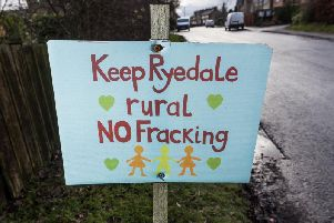 Will tourism in Yorkshire be affected by fracking?