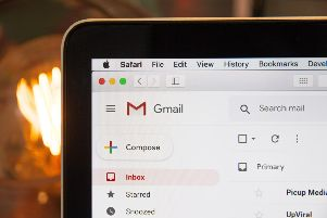 Gmail is a more modern email client than Outlook Express.