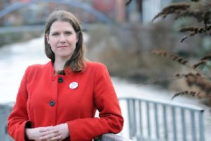 Jo Swinson is the leader of the Liberal Democrats. Picture: Scott Merrylees