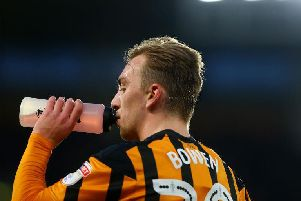 Hull City's Jarrod Bowen. Picture: Getty Images