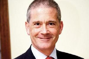 Simon Gillespie, chief executive of the BHF.