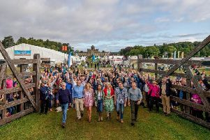 Countryfile Live will return to Castle Howard for a second year next August. Picture by Charlotte Graham.