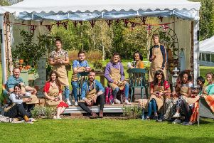 Yorkshire contestant will be hoping to come out on top in this year's The Great British Bake Off. Photo: C4/Love Productions/Mark Bourdillon/PA Wire