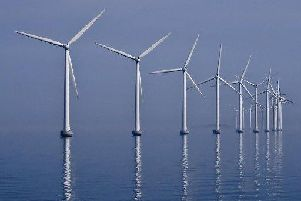 The Hornsea scheme will eventually be the largest offshore windfarm in the world.