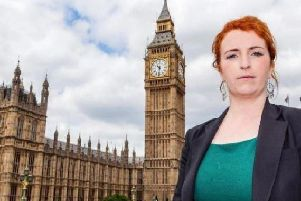 Labour MP for Sheffield Heeley Louise Haigh