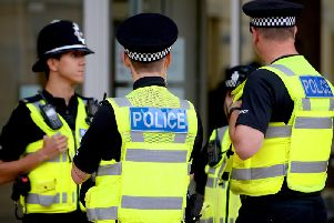 A 21-year-old man from Middlesbrough is being held under Terrorism Act