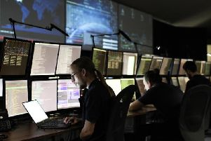 A cyber security research analyst at the ECSC Security Operations Centre 'in Bradford