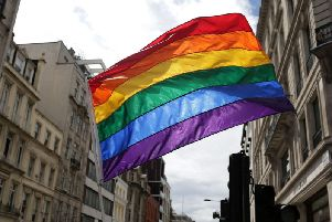 Homophobic hate crime risen more than five-fold in five years