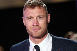 Andrew Flintoff - Steve Parsons/PA Wire