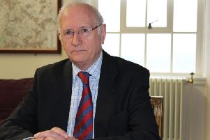 Police and Crime Commissioner Dr Alan Billings. Photo: Submit