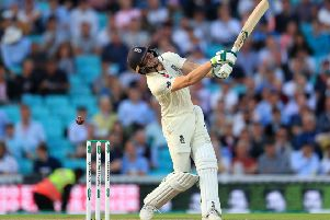 Jos Buttler hits out at the Oval