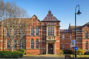 Beverley's Edwardian library and art gallery