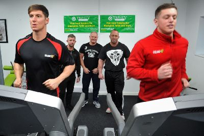 Bodybuilders take on 24-hr challenge - Blackpool Gazette