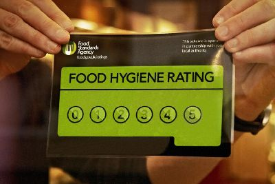 Food Hygiene Ratings 2017 Four Star Rated Businesses In