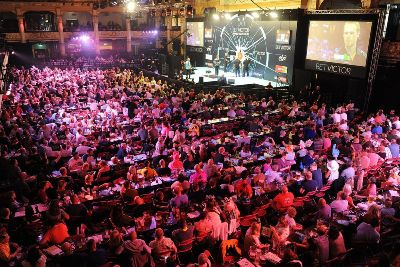 Record Prize Fund For Betfred World Matchplay Darts In