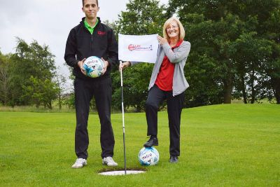 18-hole FootGolf course comes to Burnley - Burnley Express