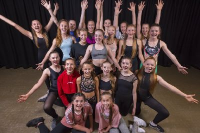 Young dancers to share stage with star names in Dick