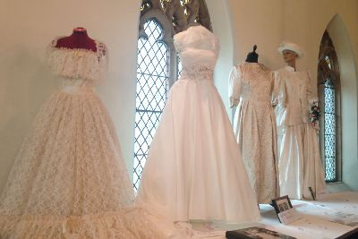 Brides And Visitors Say Yes To The Dress At Exhibition