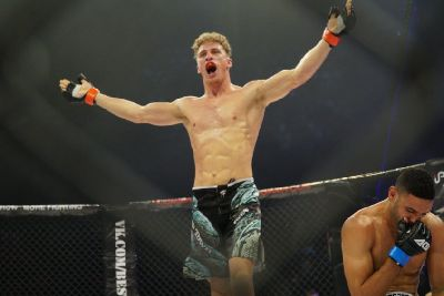 Chesterfield MMA fighter has McGregor and Mayweather in his