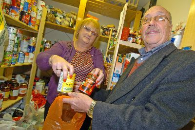 Foodbank Crisis At Volunteer Bureau Eastwood Advertiser