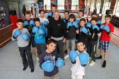 Boxing Club Is Saved By Local Businessmen At The Last Bell