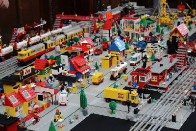 LEGO show building on growing popularity - Halifax Courier