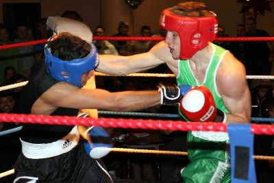 Tough day for local lads as Trinity ABC play host - Ilkeston