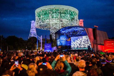 REVIEW: Bluedot 2019, Jodrell Bank, Cheshire - Lancaster