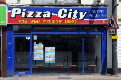 Raided Pizza Place Licence Under Review Lancashire Evening
