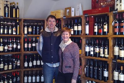 The story of the Garstang wine shop which isn't allowed to