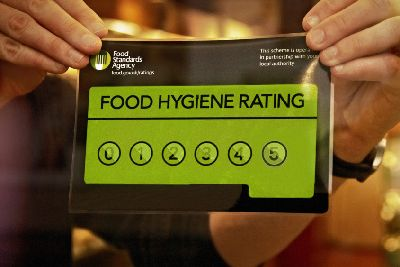 Food Hygiene Ratings 2017 South Ribbles Delighted With