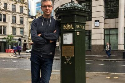 David's passion for postboxes - Lancashire Evening Post