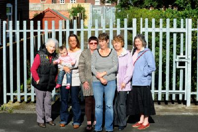 A town divided over plans to open ginnel - Leyland Guardian