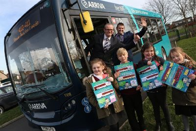 Bus operator launches new route from Pontefract to Leeds