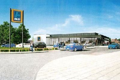 Opening Date Confirmed For South Elmsall Aldi Store